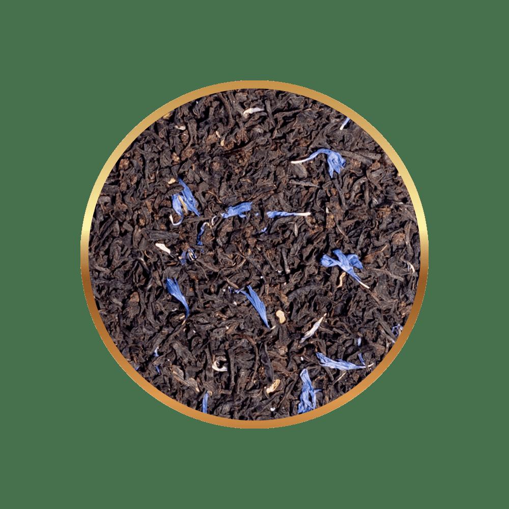 Czarna Herbata Richmont Earl Grey Blue 50 Saszetek