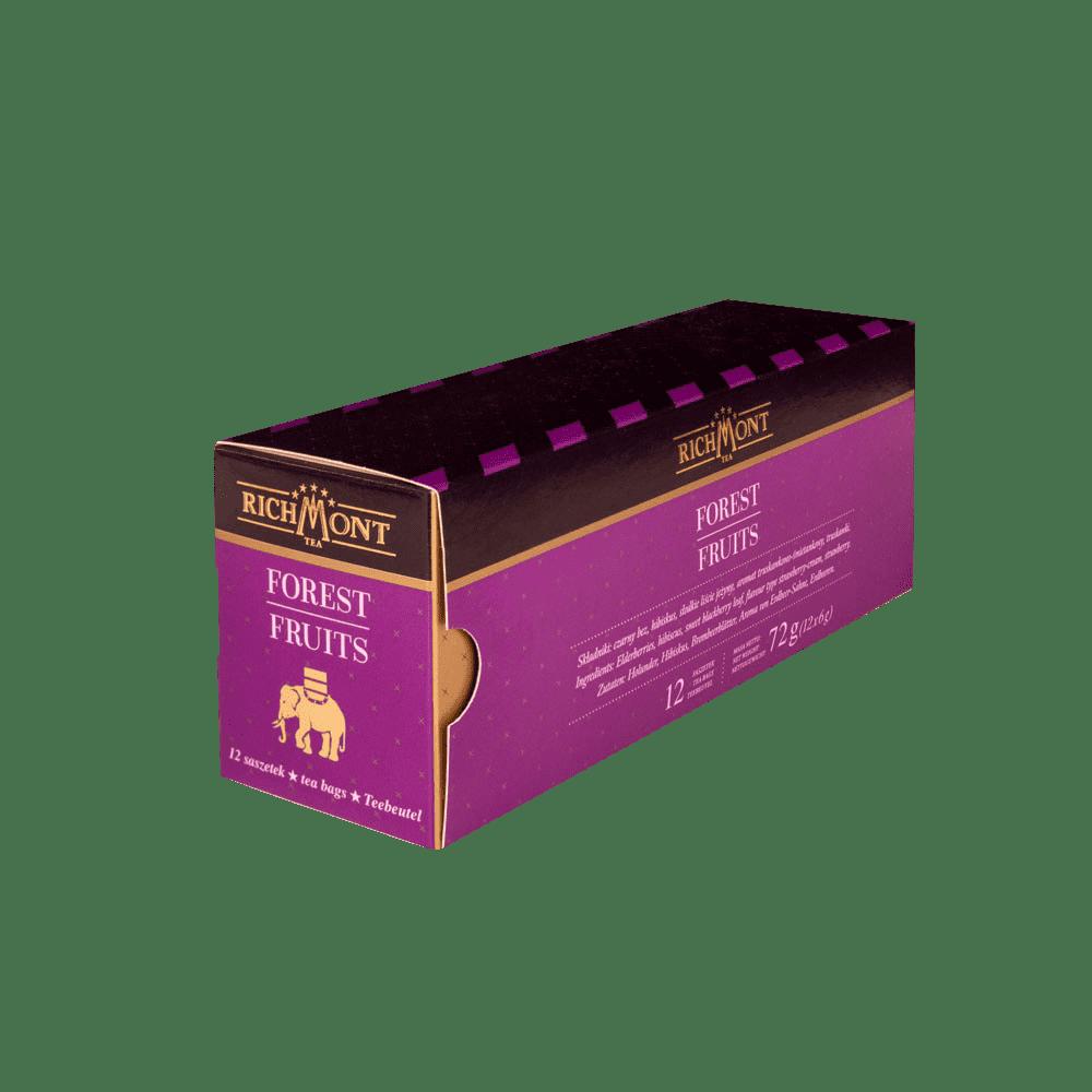 Owocowa Herbata Richmont Forest Fruits 12 Saszetek