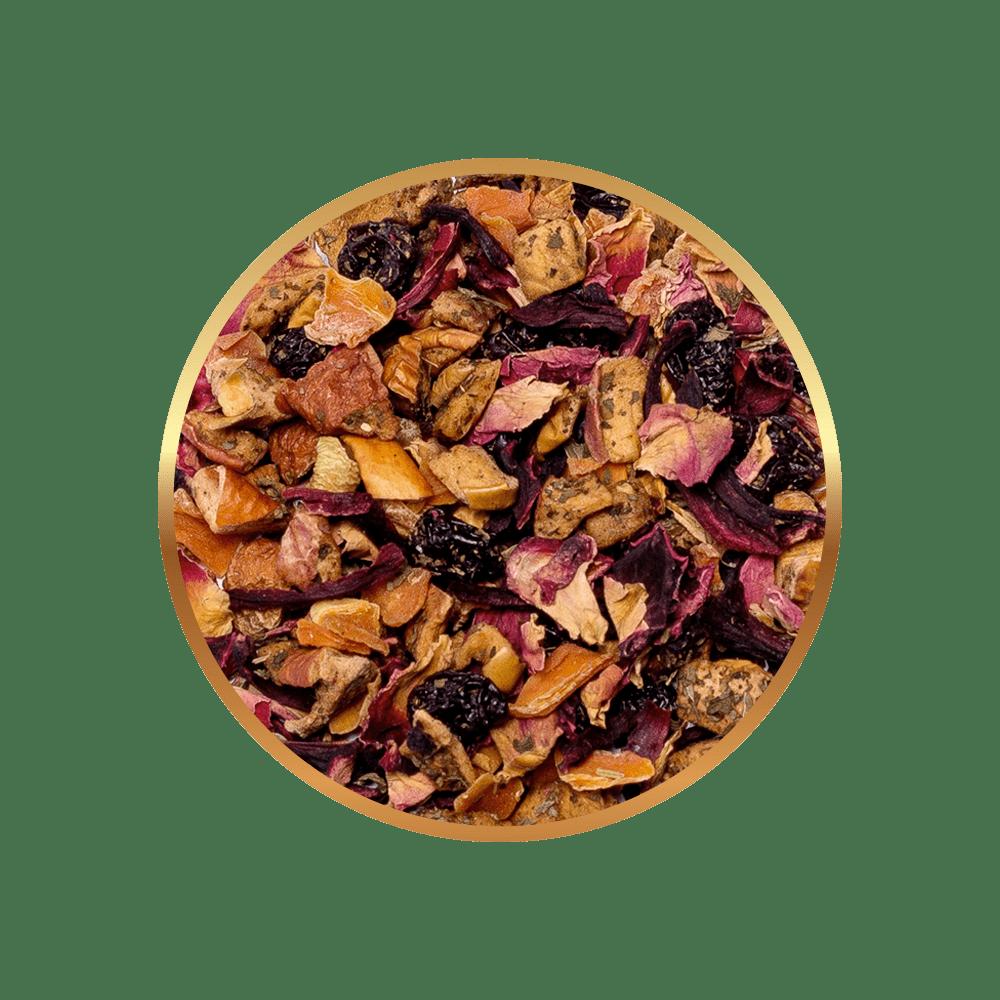 Owocowa Herbata Richmont Melon Mint 50 Saszetek