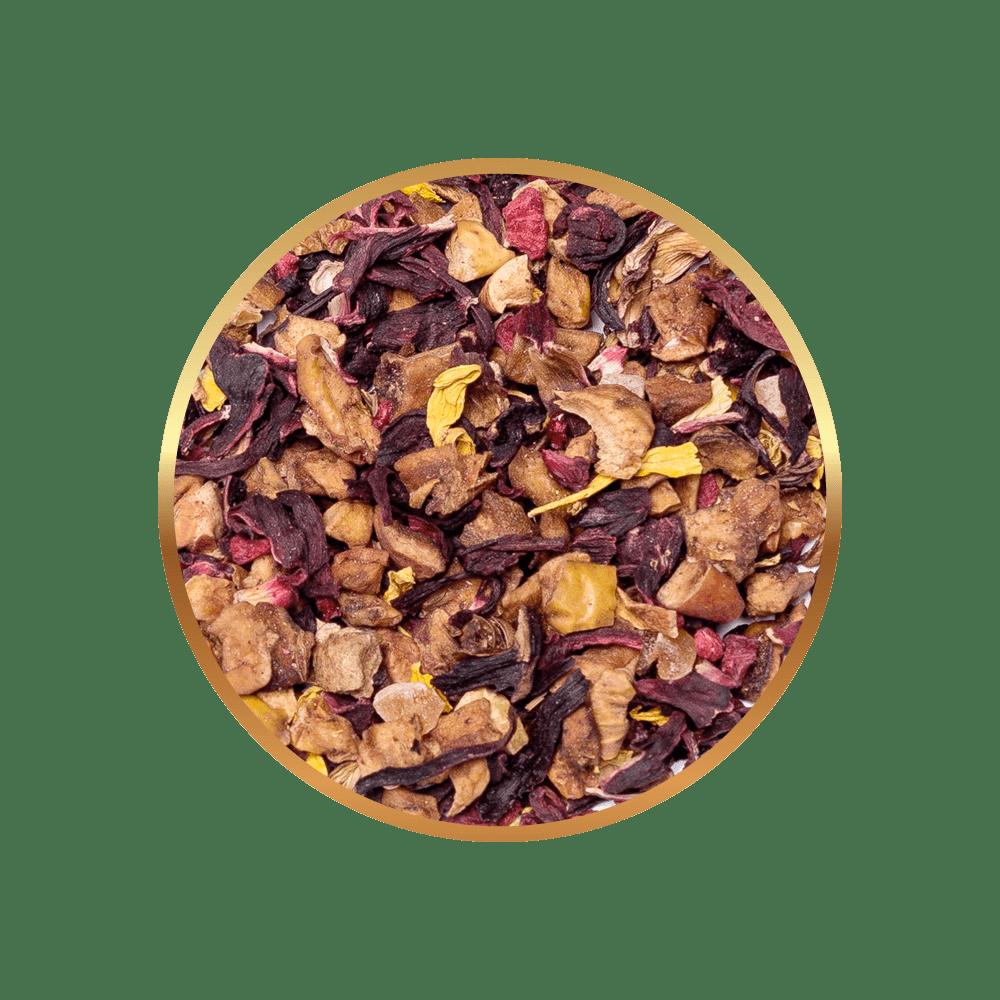 Owocowa Herbata Richmont Raspberry Pear 12 Saszetek