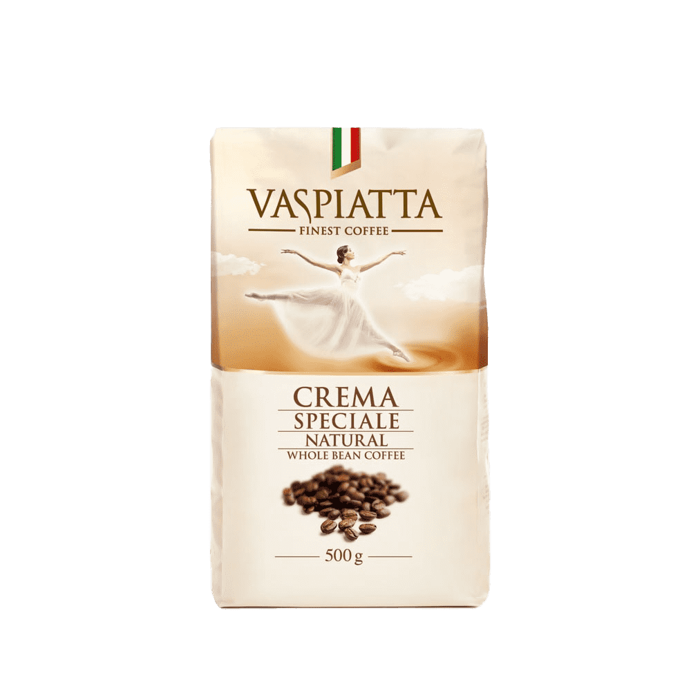 Kawa Ziarnista Vaspiatta Crema Speciale 500g