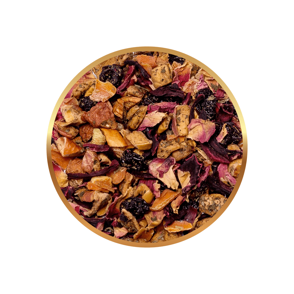 Owocowa Herbata Richmont Melon Mint 12 Saszetek