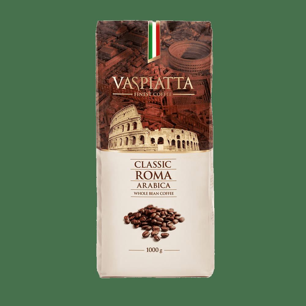 Kawa Ziarnista Vaspiatta Classic Roma 1kg