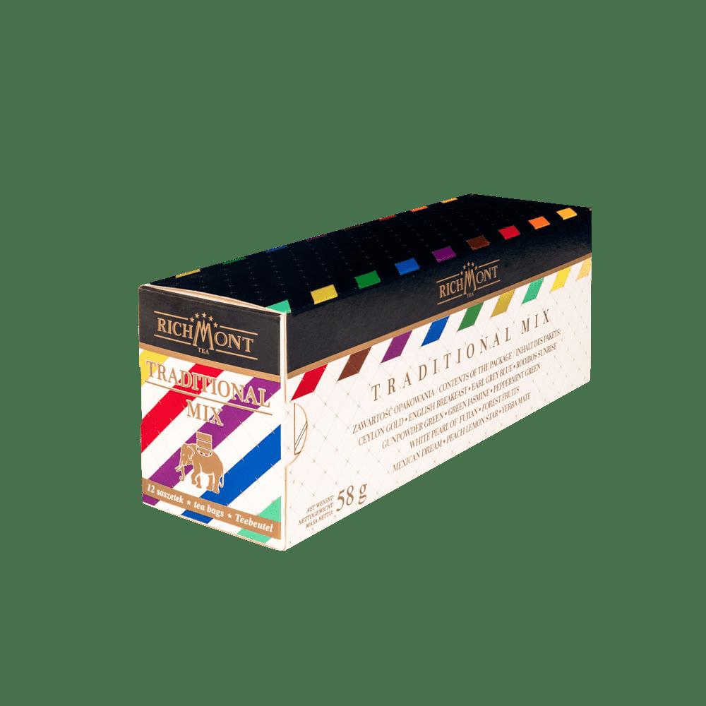 Herbata Richmont Traditional Mix 12 Saszetek