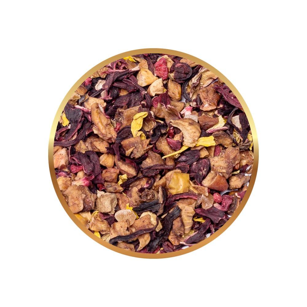 Owocowa Herbata Richmont Raspberry Pear 50 Saszetek