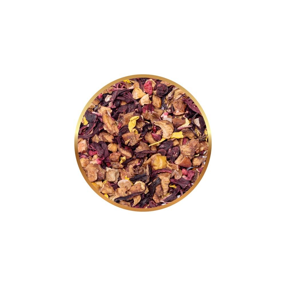 Owocowa Herbata Sir William's Royal Queen of Raspberries 50 Saszetek