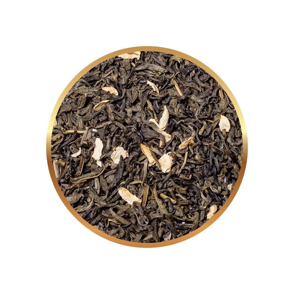 Zielona Herbata Richmont Green Jasmine 50 Saszetek