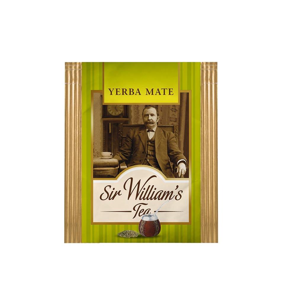 Ziołowa Herbata Sir William's Tea Yerba Mate 500 Saszetek