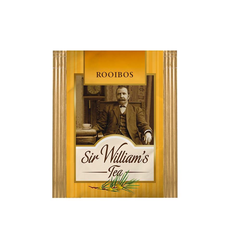 Herbata Sir William's Tea Rooibos 500 Saszetek