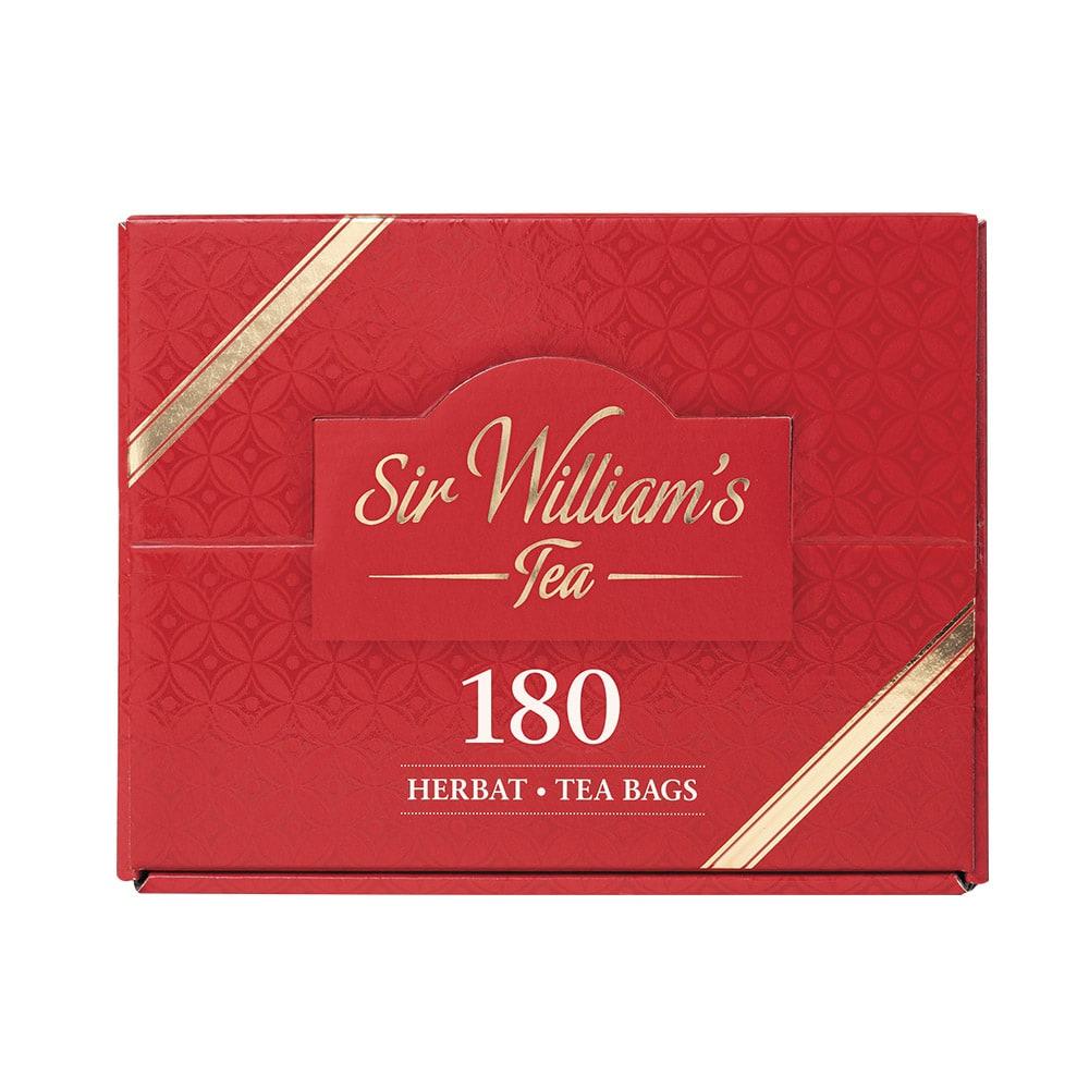 PREZENTER 180 HERBAT SIR WILLIAM'S TEA