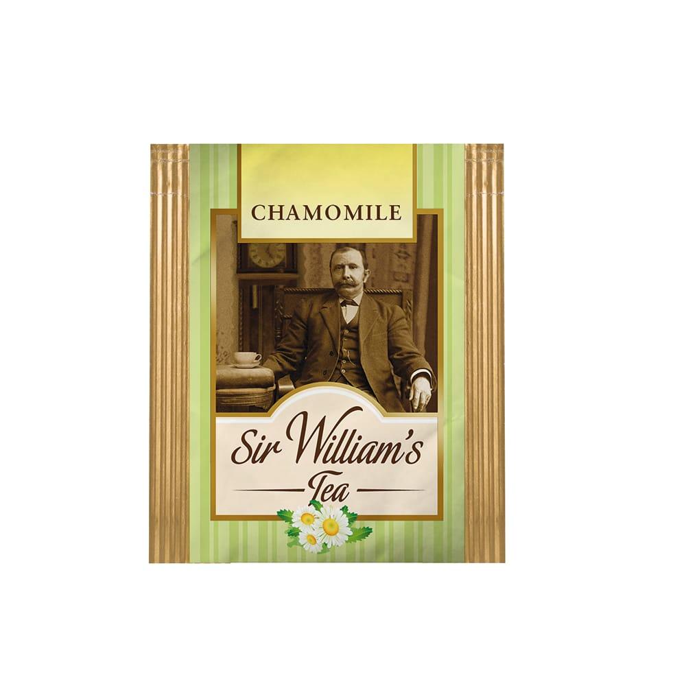 Ziołowa Herbata Sir William's Tea Chamomile 50 Saszetek