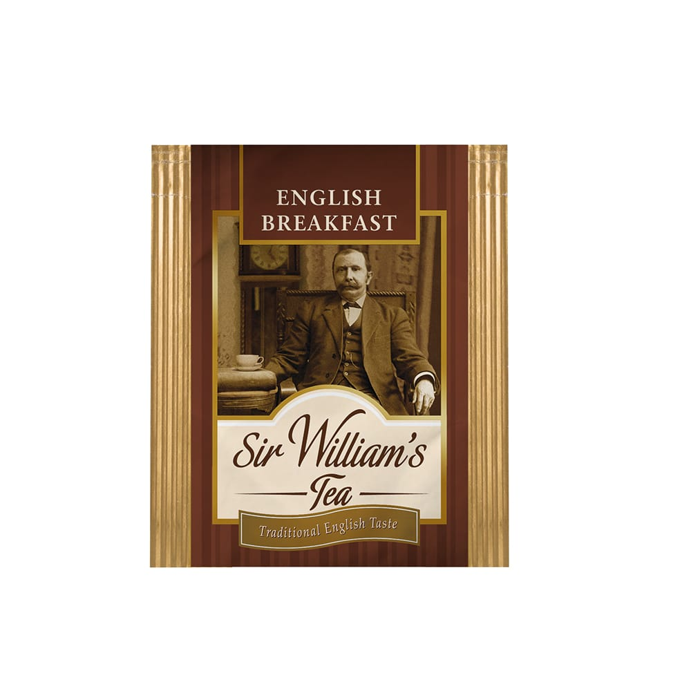 Czarna Herbata Sir William's Tea English Breakfast 500 Saszetek