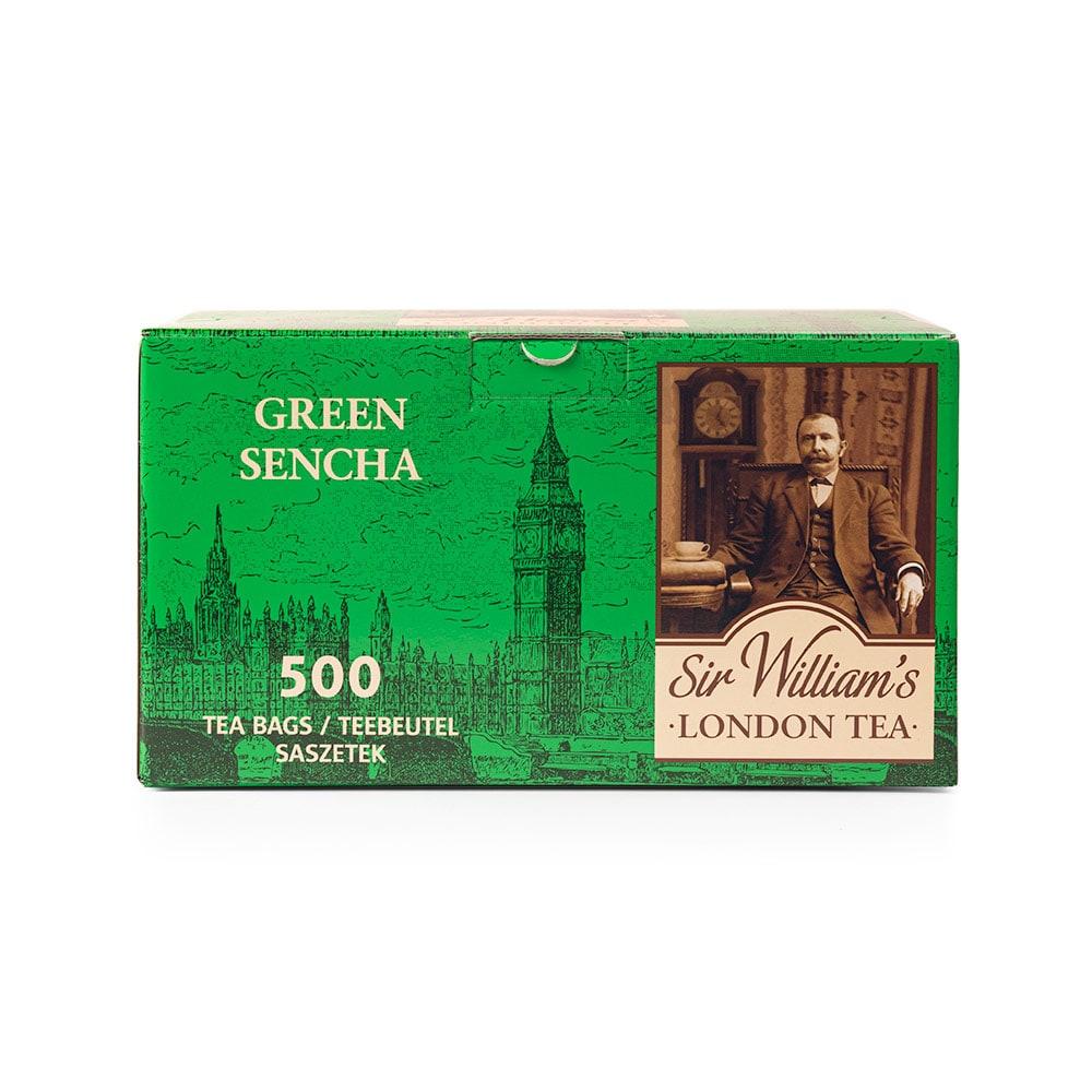 Zielona Herbata Sir William's Green Sencha 500 Saszetek